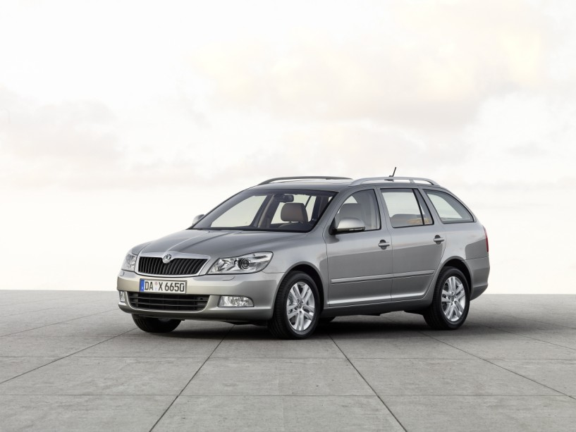 Gebrauchtwagen Die Besten Kombis Unter 10 000 Euro Auto Mobil