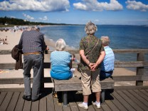 Rente Ruhestand Rentensystem
