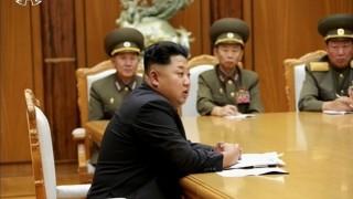 Plant Nordkorea die Wiederaufnahme von Plutonium-Produktion für den Bau von Atomwaffen? Der nordkoreanische Doktator Kim Jong-un hat dies mehrfach angedroht.
