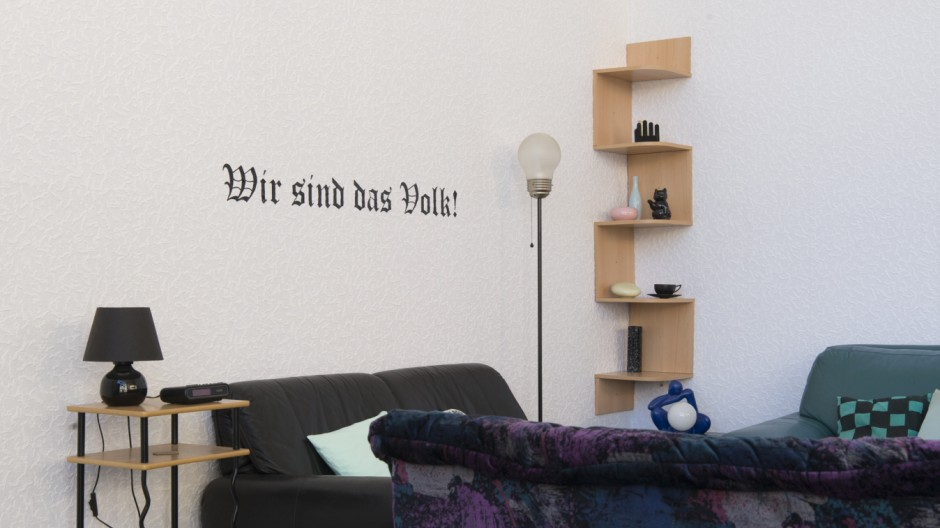 Henrike Naumann: Aufbau Ost