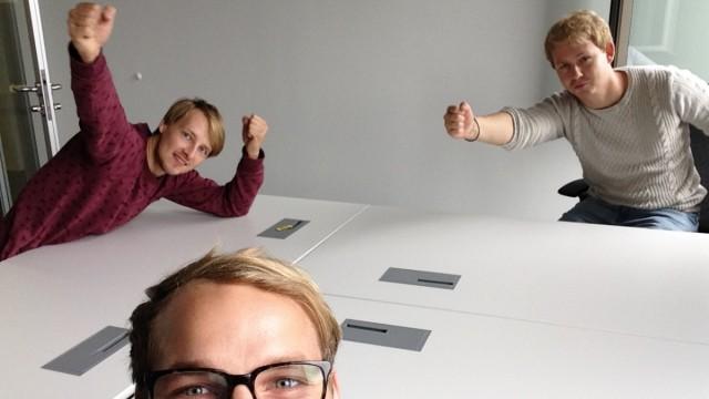 Süddeutsche Zeitung München Junges Start-up