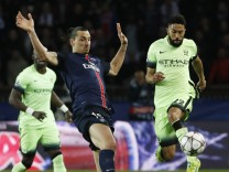 Paris St Germain v Manchester City - UEFA Champions League Quarter Final First Leg