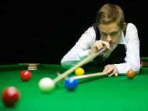 Snooker-Hoffnung Lukas Kleckers: Mal eben den Folterknecht deklassiert