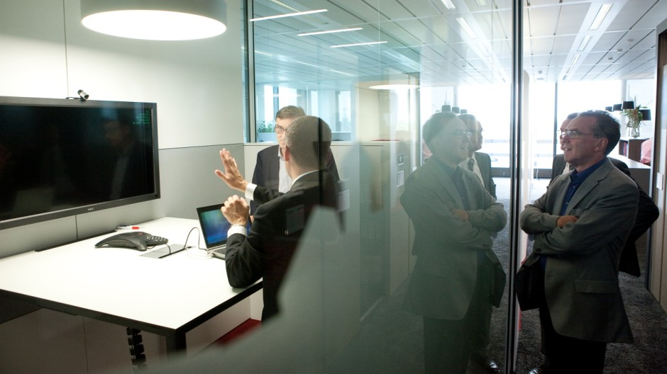 Büro-Konzepte Hypobank im Tucherpark