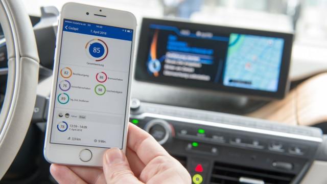 auto überwachen mit iphone