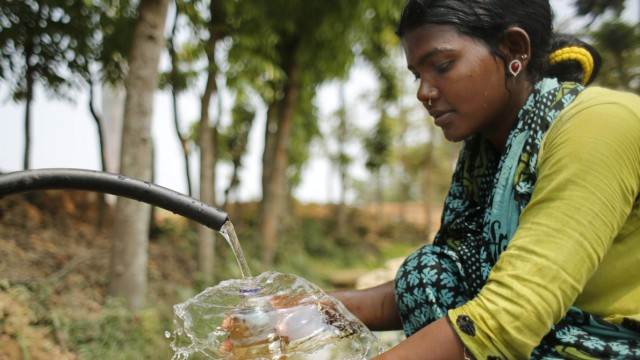Trinkwasser in Bangladesch
