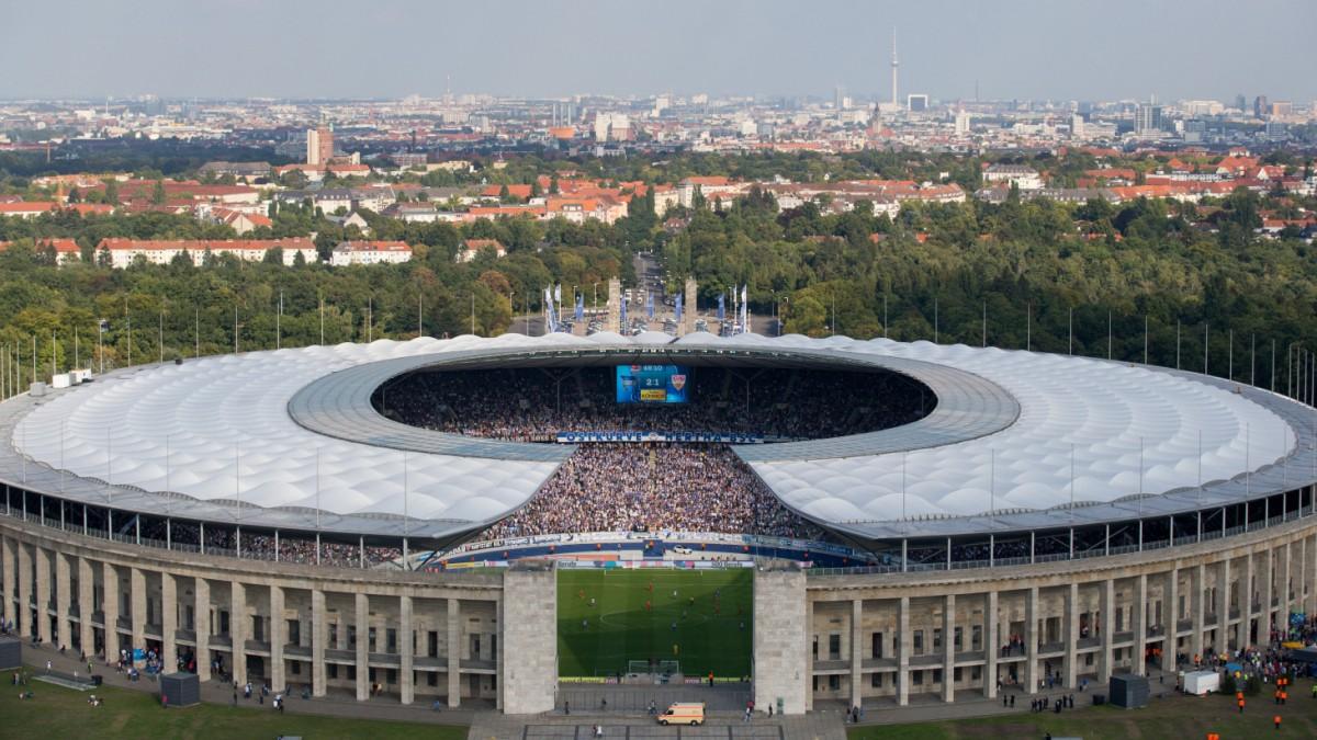 Hertha beginnt Planungen für ein neues Stadion
