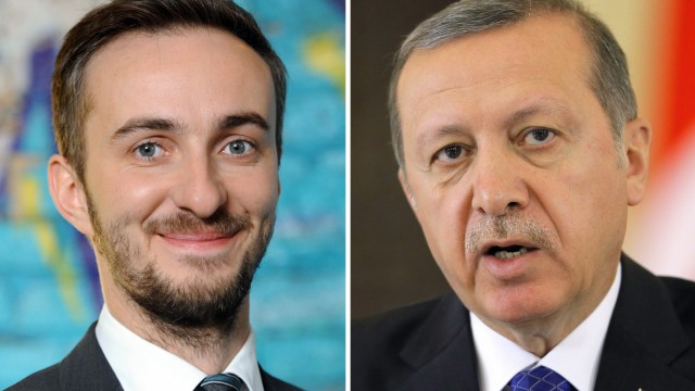 Jan Böhmermann, Recep Tayyip Erdogan