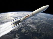 Raumfahrt: Ariane 6 bleibt am Boden - vorerst