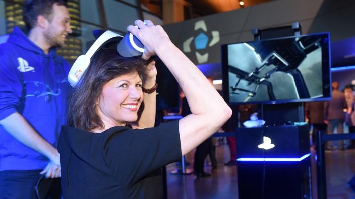 Verleihung des Deutschen Computerspielpreises
