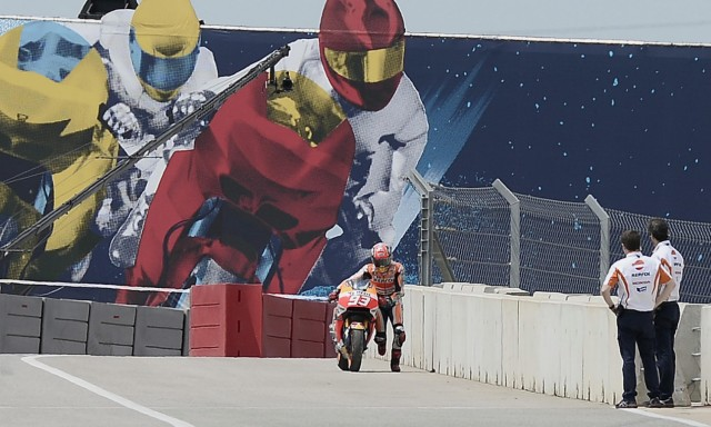 Motorcycling Grand Prix of the Americas free practice