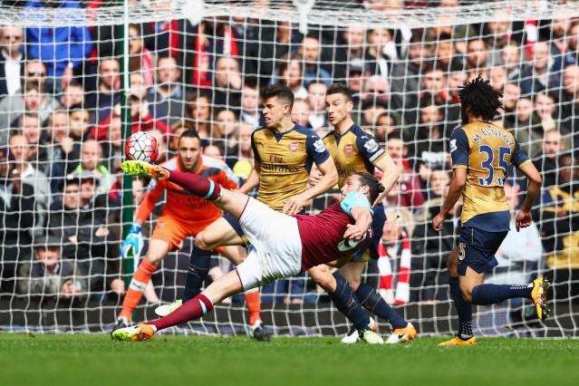 West Ham United v Arsenal - Premier League