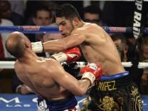 WBO Super Middleweight title fight Abraham vs Ramirez