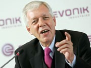 Evonik-Chef Werner Müller, dpa