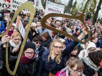 Abtreibungsverbot in Polen