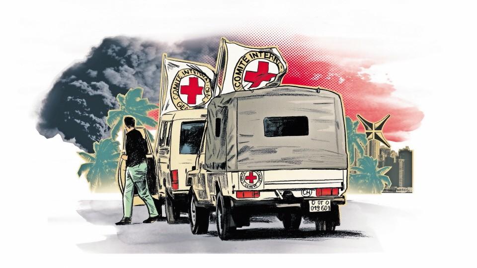 Kanzlei in Panama benutzte Rotes Kreuz als Tarnung