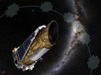 NASA Kepler spacecraft in Emergency Mode