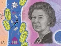 New Australian 5 dollar banknote