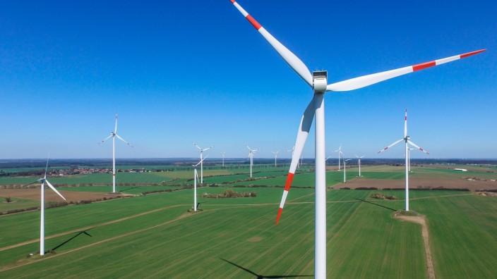 Windenergie in Brandenburg