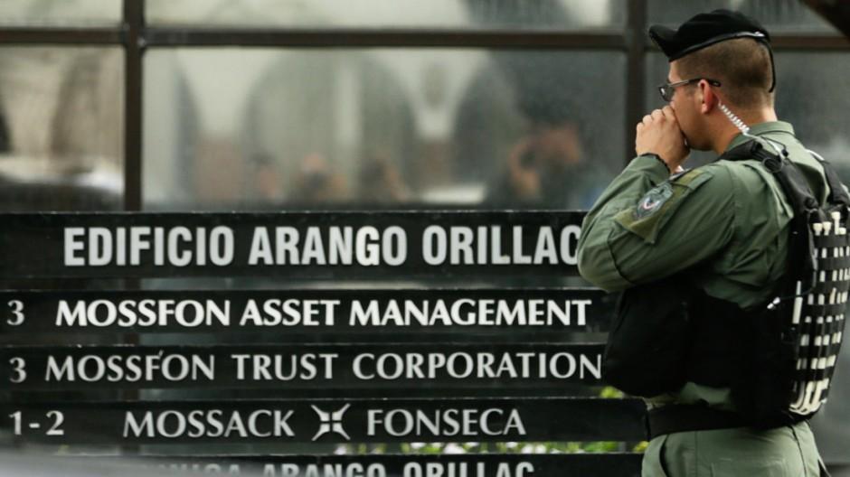Süddeutsche Zeitung Politik Panama-Papers