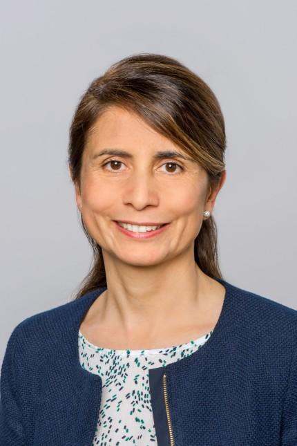HfP-Reformrektorin Prof. da Conceição-Heldt
