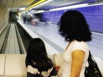 Erste vollautomatische U-Bahn