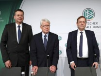 German Football Association presents independent report it commissioned into 2006 World Cup and scandal involving payment to FIFA