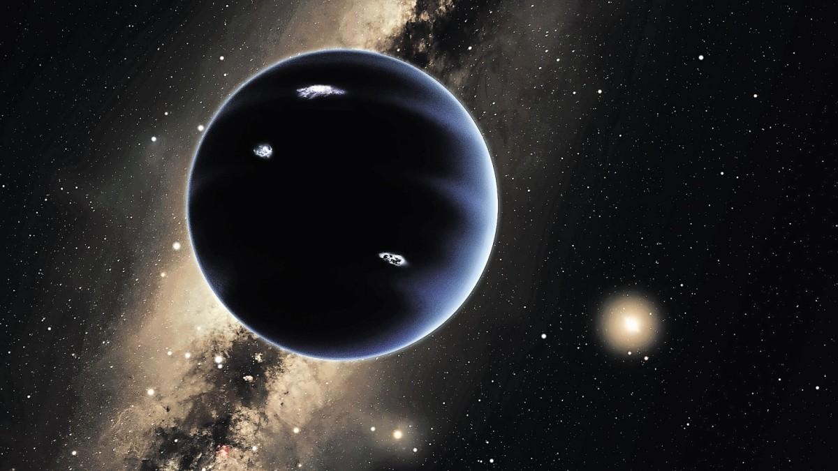 Neue Hinweise auf neunten Planeten im Sonnensystem