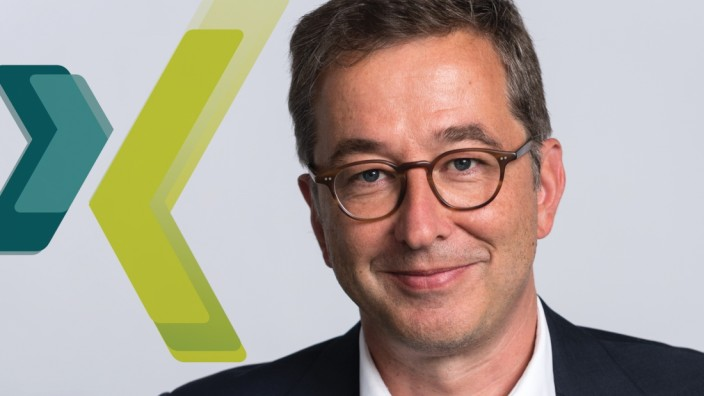 Xing-AG-Chef Thomas Vollmoeller