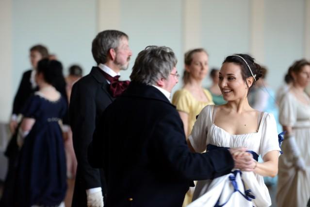 Jane Austen Ball in Ansbach