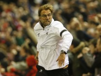 Liverpool v Borussia Dortmund - UEFA Europa League Quarter Final Second Leg
