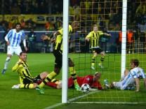 Borussia Dortmund v Malaga - UEFA Champions League Quarter Final; malaga