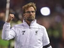 Liverpool FC vs Borussia Dortmund