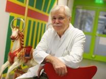 Heinrich Netz im Klinikum Großhadern, 2015