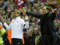 FC Liverpool - Borussia Dortmund