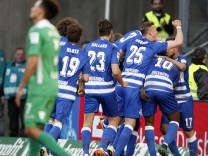 MSV Duisburg - TSV 1860 München