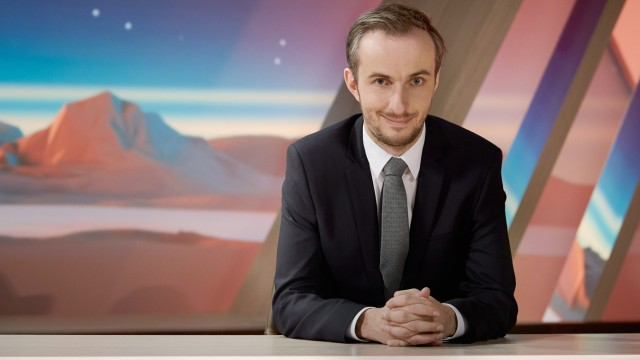 ZDF-Magazin 'Neo Magazin Royale' -  Jan Böhmermann