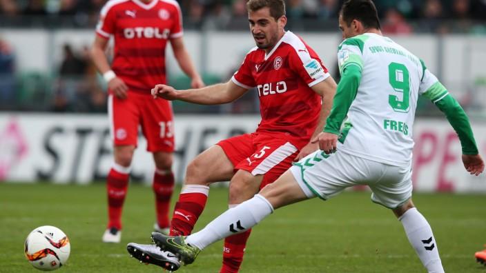 SpVgg Greuther Fürth - Fortuna Düsseldorf