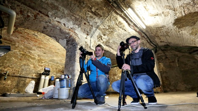 Moosburg Geheimnisvolles Tunnelsystem