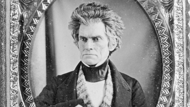 Vice President John Calhoun