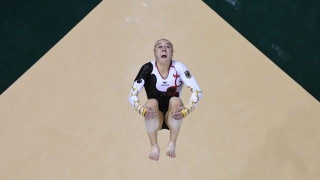 Final Gymnastics Qualifier - Aquece Rio Test Event for the Rio 2016 Olympics - Day 2