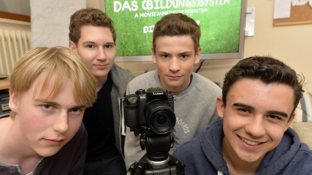 Taufkirchen Junge Filmemacher