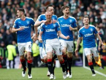 Scottish Cup - Rangers vs Celtic