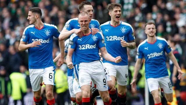 Scottish Cup - Rangers vs Celtic