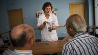 Elderly Homes As Catalunya Suspends Social Service Payments