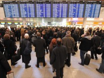 Flughafen München nach Hinweis auf Sprengstoff abgeriegelt