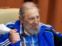 Warum Fidel Castro Adidas trägt Panorama