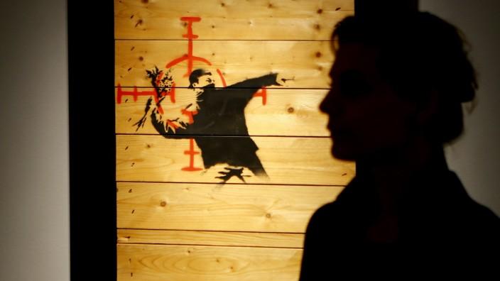 Banksy, München