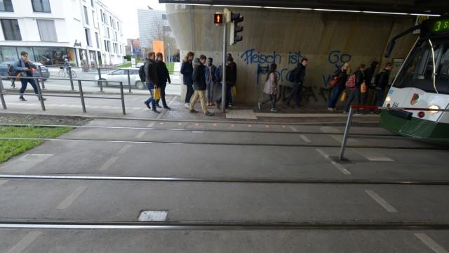 Augsburg Verkehrssicherheit
