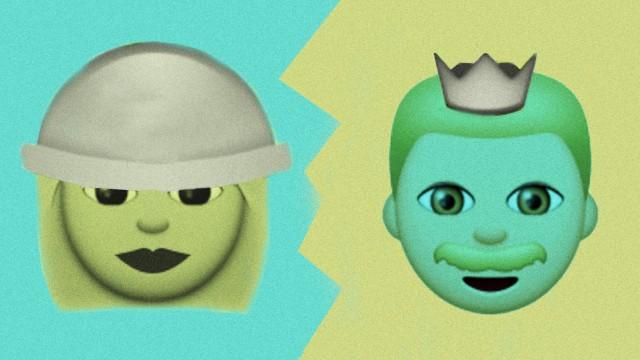 Emoji Gleichberechtigung